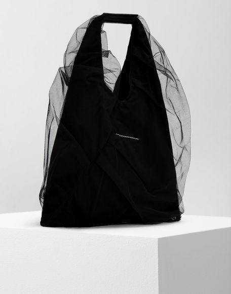 MM6 MAISON MARGIELA Japanese kleine Tasche aus Tüll Handtasche Damen d