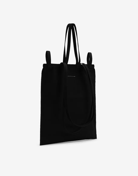 MM6 MAISON MARGIELA Inside out logo bag Tote Woman d