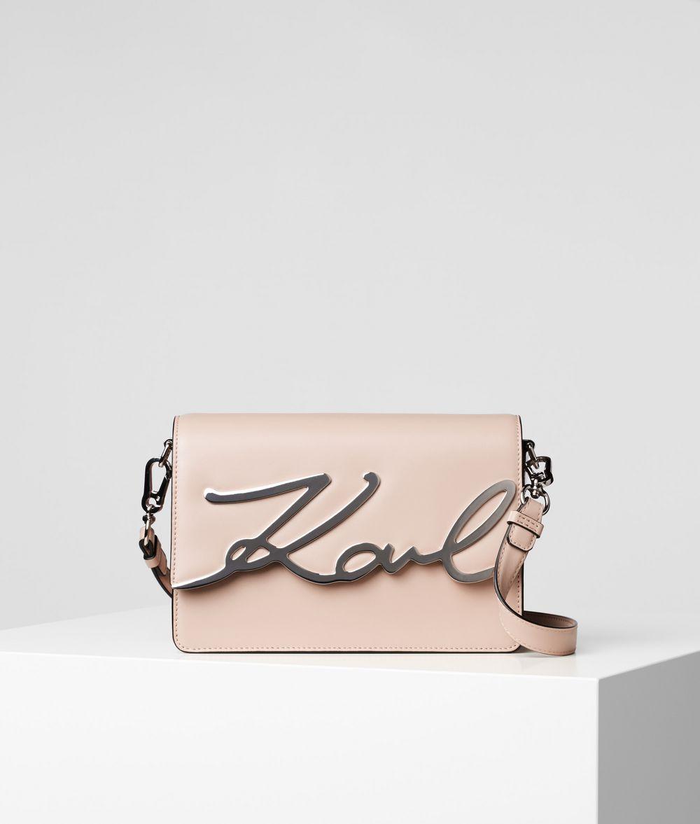 KARL LAGERFELD K/Signature Shoulder Bag Shoulder bag Woman f