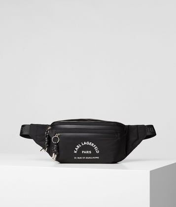 KARL LAGERFELD RUE ST GUILLAUME BELT BAG
