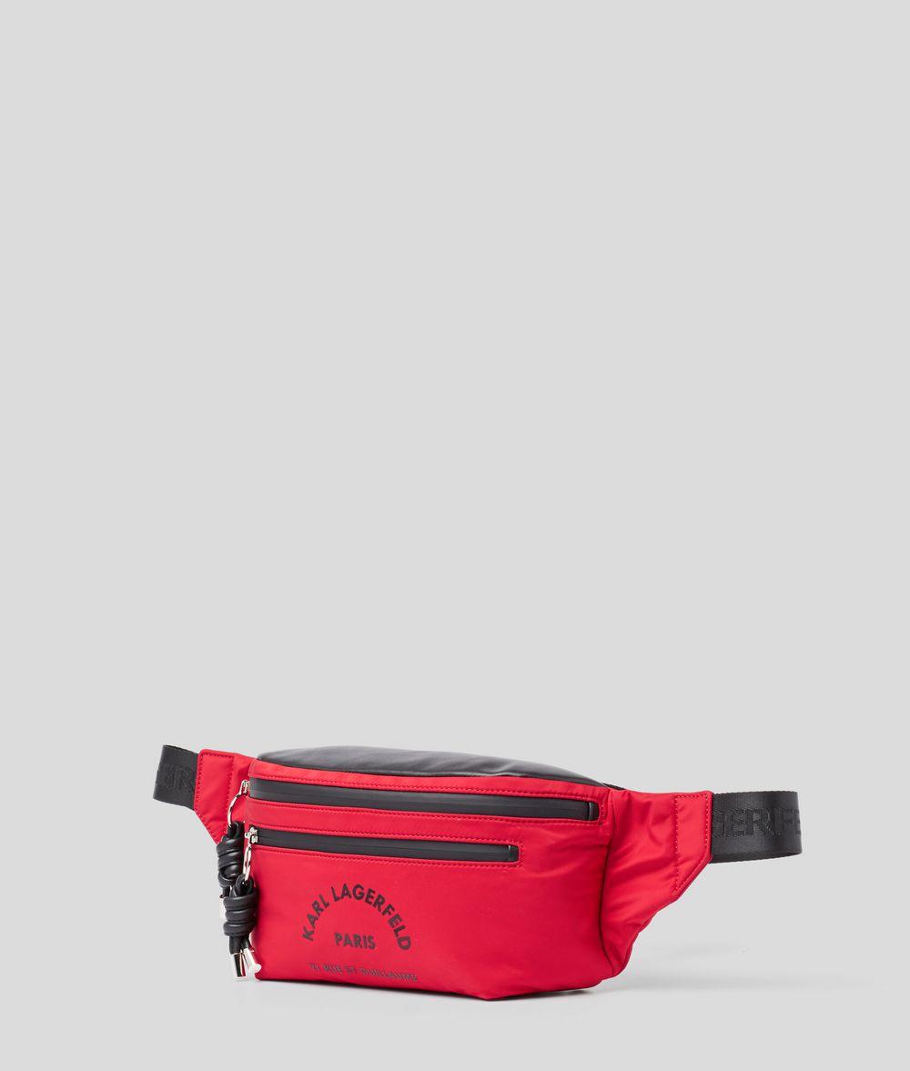 KARL LAGERFELD Rue St Guillaume Belt Bag Fanny pack E d