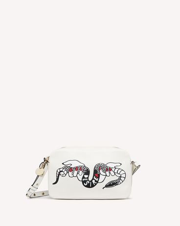 REDValentino SQ2B0B58YYW 031 Shoulder bag Woman a
