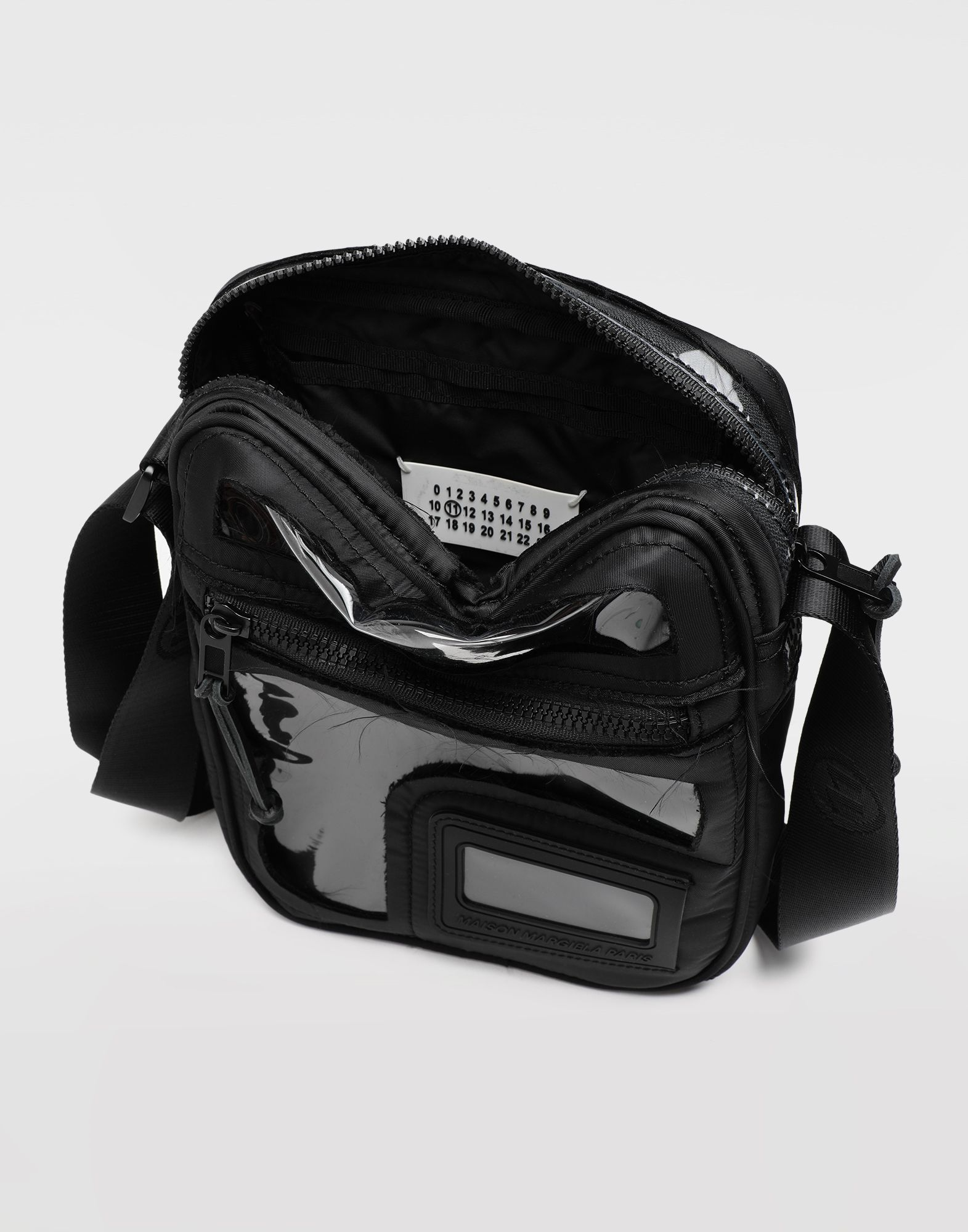 MAISON MARGIELA Décortiqué messenger bag Shoulder bag Man a