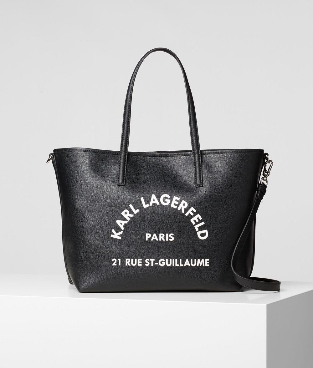 KARL LAGERFELD Rue St Guillaume Tote Bag Shopper Damen f