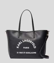 KARL LAGERFELD Rue St Guillaume Tote Bag 9_f
