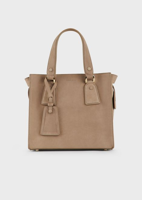 Le Sac11 small leather tote bag