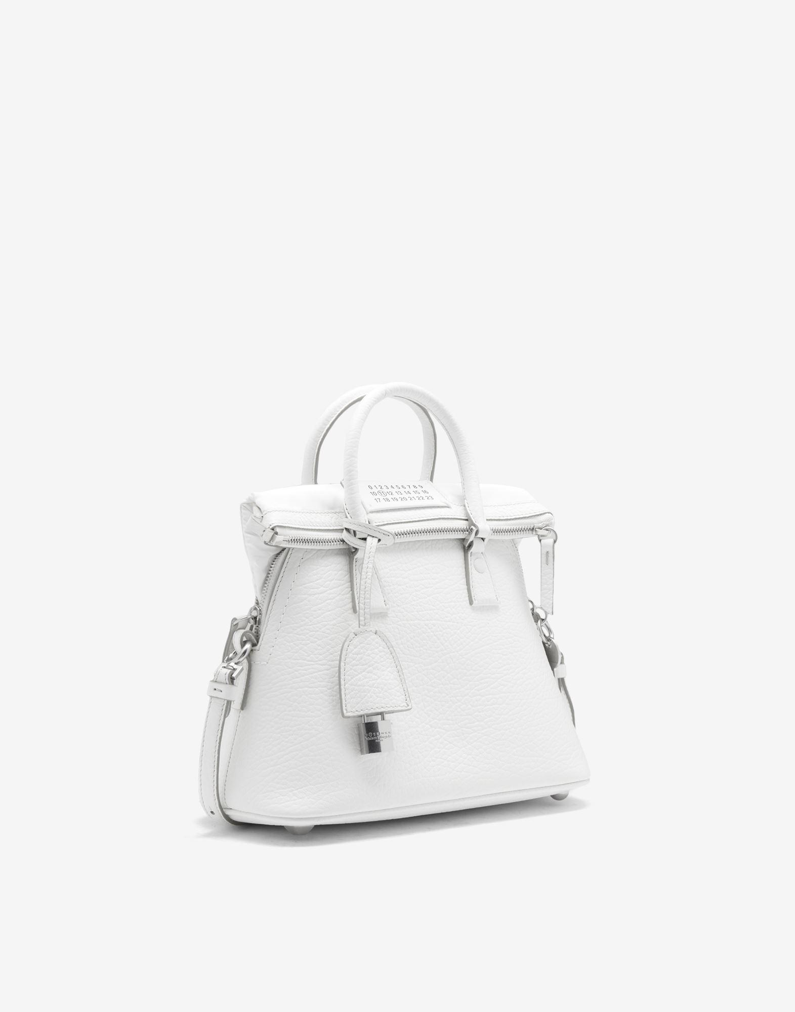 MAISON MARGIELA Mini-Tasche 5AC Schultertasche Damen r