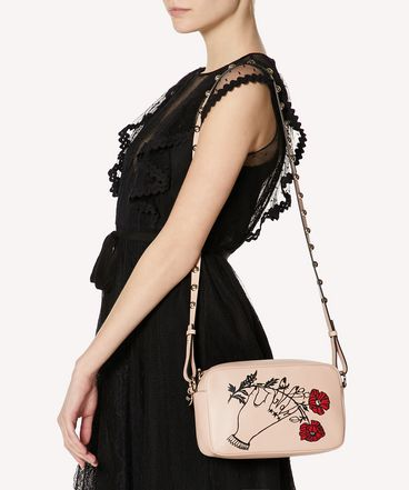 REDValentino SQ2B0B58TJF TD0 Shoulder bag Woman b