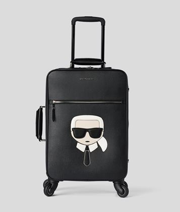 KARL LAGERFELD K/IKONIK TROLLEY BAG