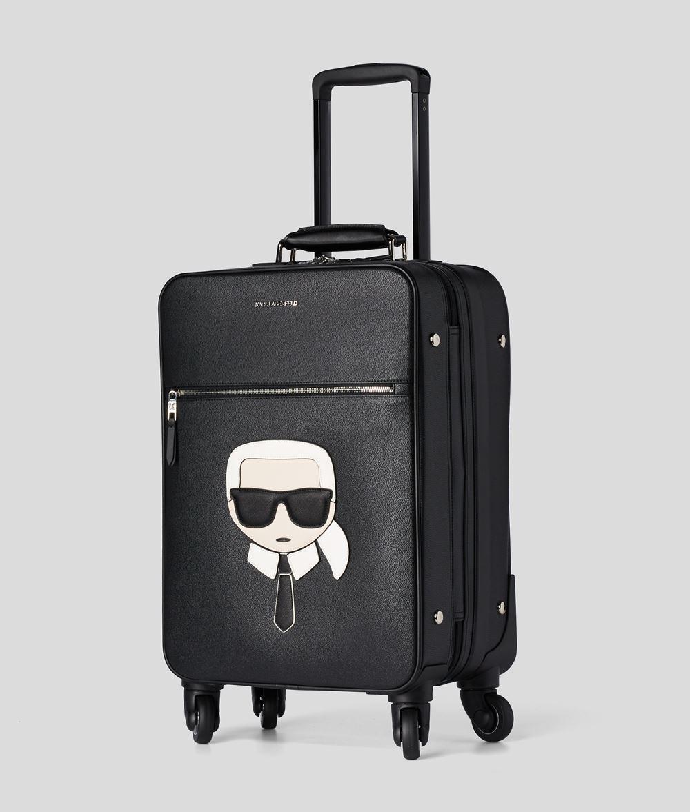 KARL LAGERFELD K/Ikonik Trolley Bag Carry-on Woman d