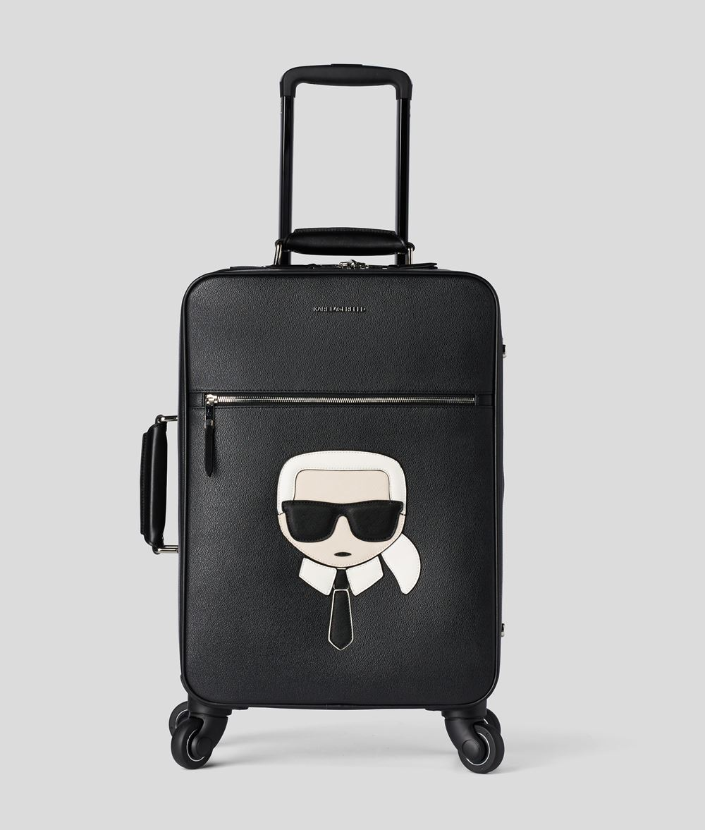 KARL LAGERFELD K/Ikonik Trolley Bag Carry-on Woman f