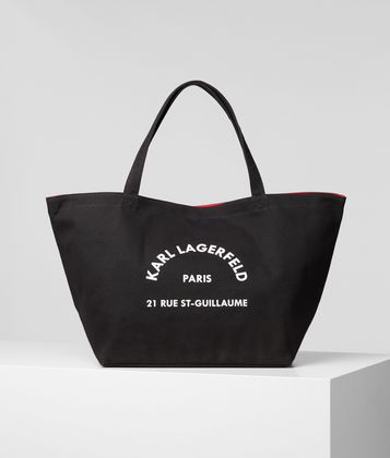 KARL LAGERFELD RUE ST GUILLAUME TOTE