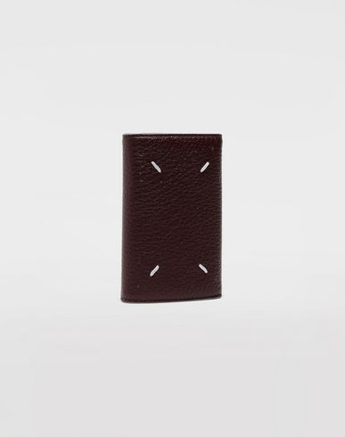 ACCESSORIES Leather key wallet