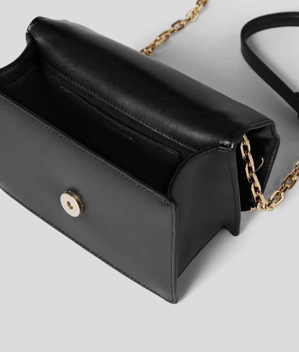 KARL LAGERFELD K/Signature Small Shoulder Bag Shoulder bag Woman d