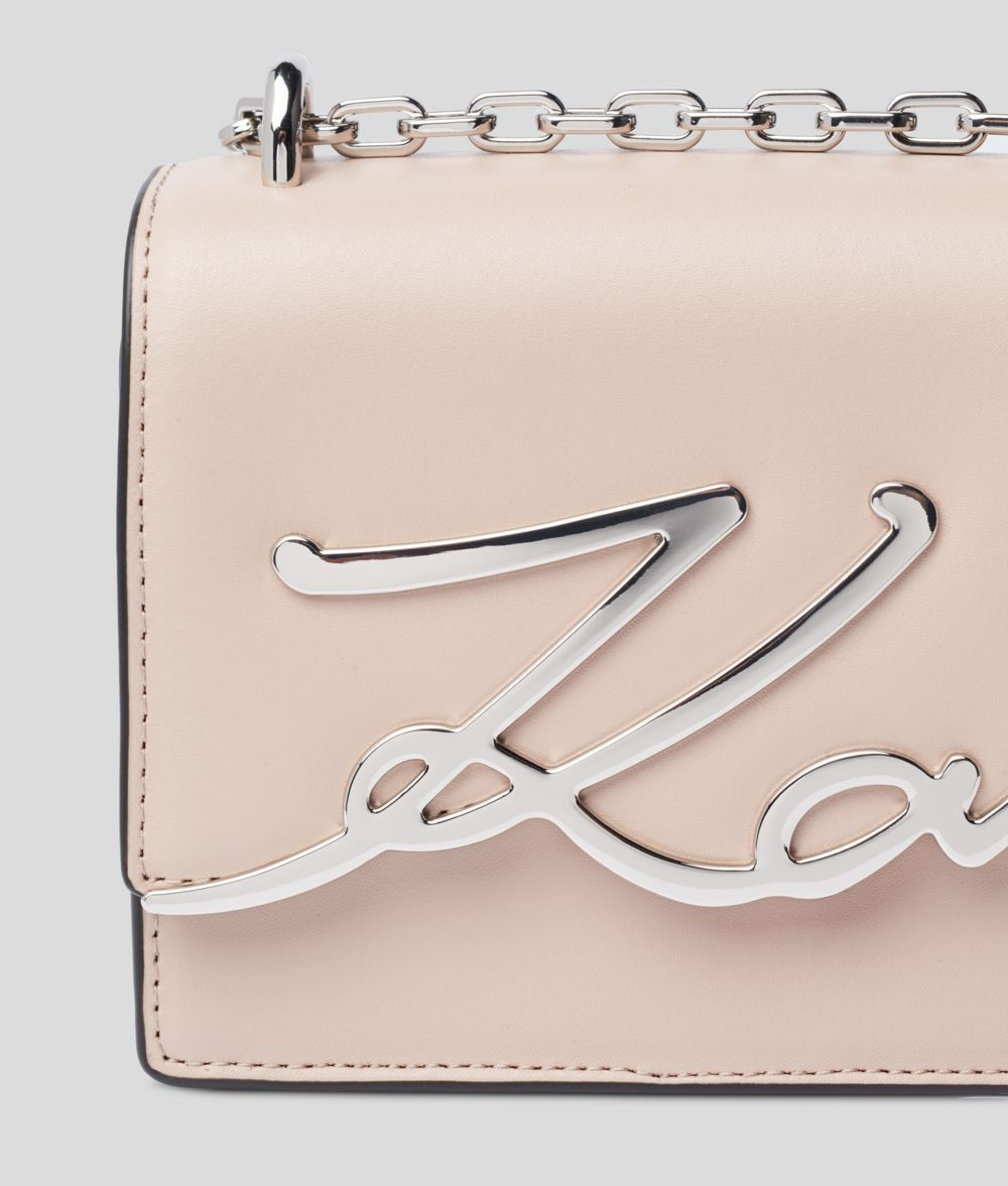 KARL LAGERFELD K/Signature Small Shoulder Bag Shoulder bag Woman l