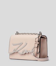 KARL LAGERFELD K/Signature Small Shoulder Bag 9_f
