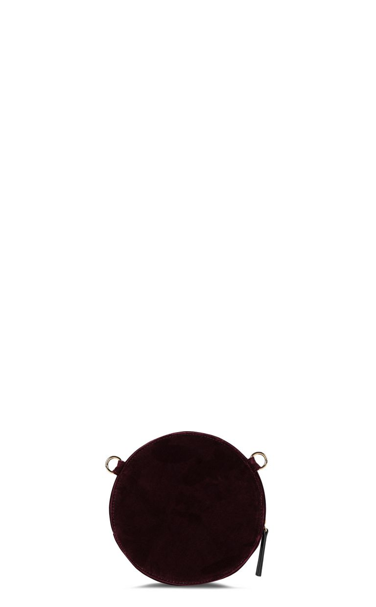 JUST CAVALLI Velvet shoulder bag Crossbody Bag Woman e