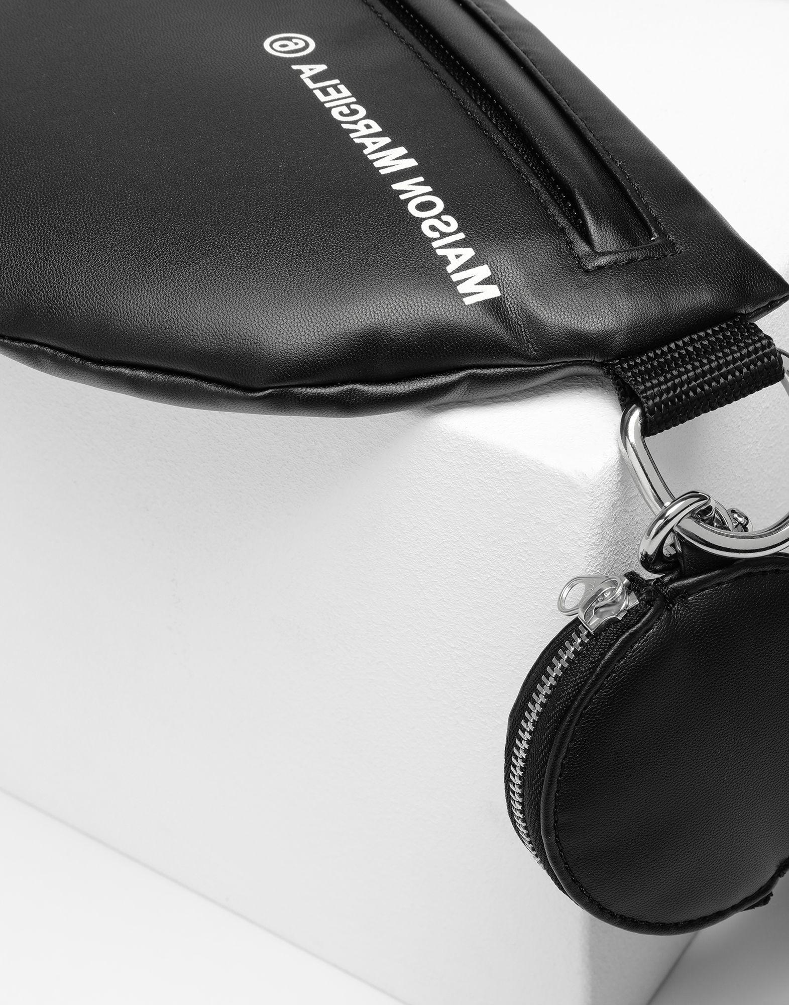MM6 MAISON MARGIELA Two-compartment bumbag Shoulder bag Woman b