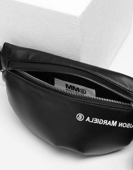 MM6 MAISON MARGIELA Two-compartment bumbag Shoulder bag Woman a