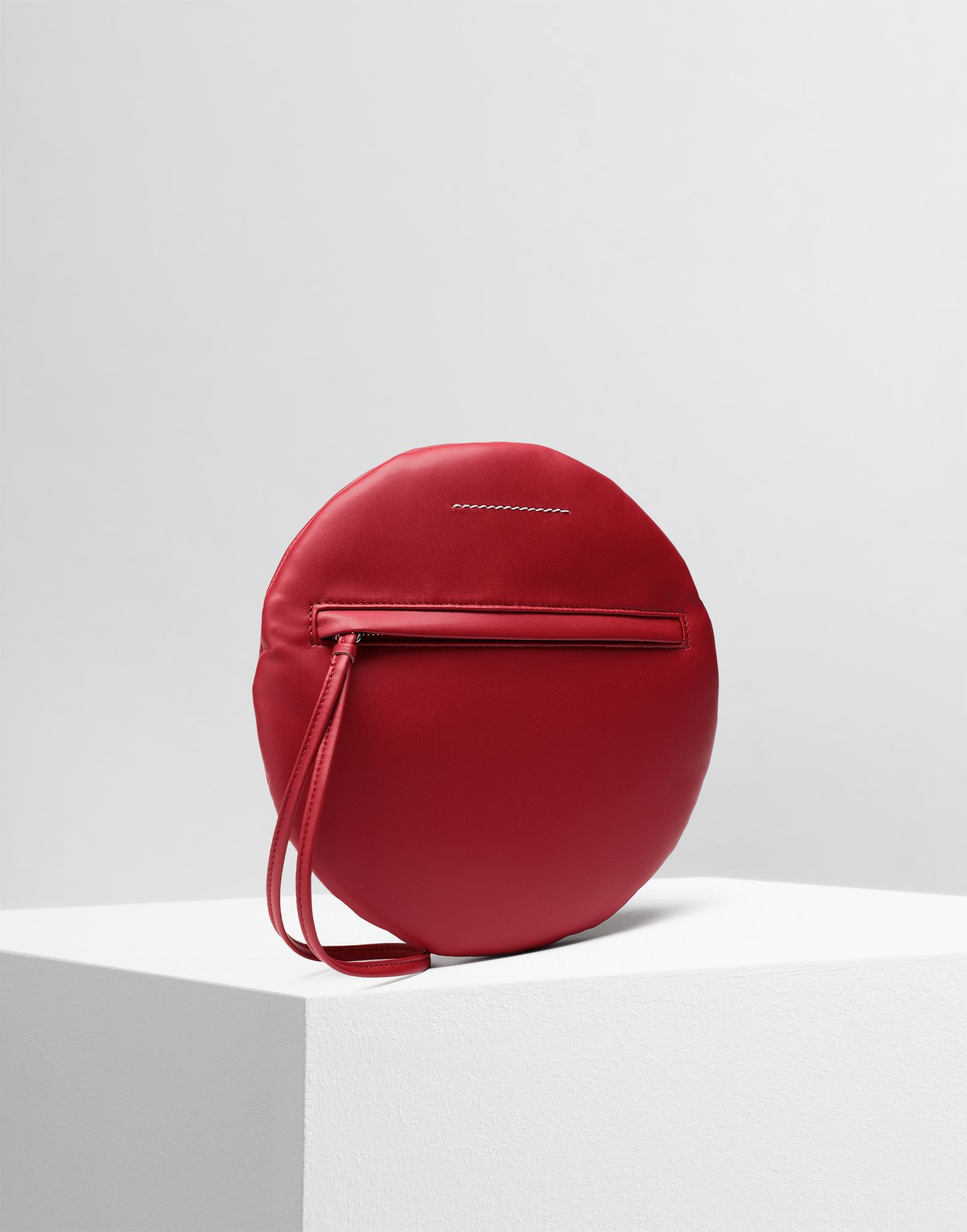 MM6 MAISON MARGIELA Round pochette Clutch Woman d