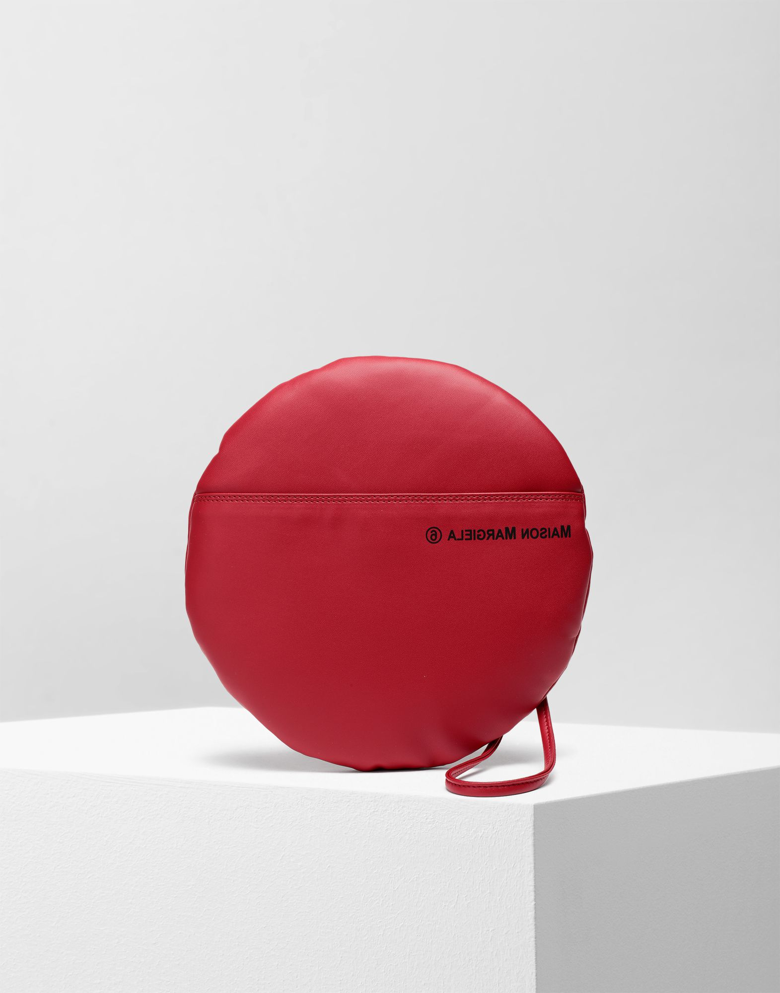 MM6 MAISON MARGIELA Round pochette Clutch Woman f