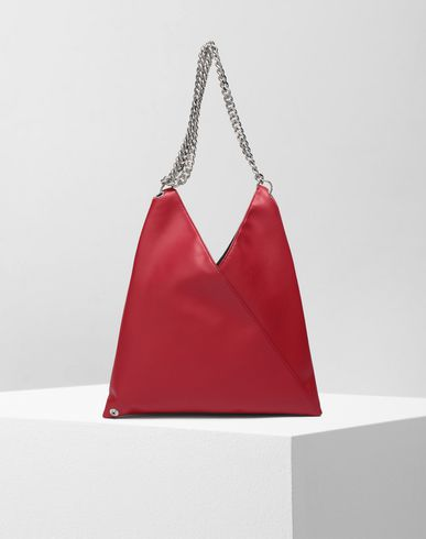 BAGS Japanese cross-body bag Red