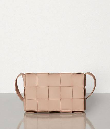 Small Crossbody Bag In Maxi Intreccio
