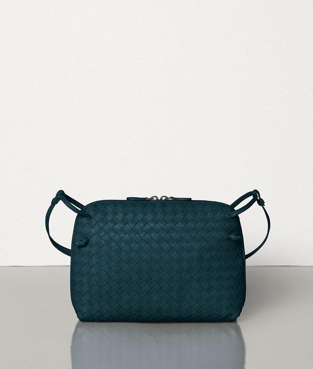 BOTTEGA VENETA SMALL NODINI BAG IN INTRECCIATO NAPPA Crossbody and Belt Bags Woman fp