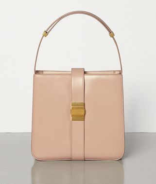 PADDED MARIE BAG IN SPAZZOLATO CALF