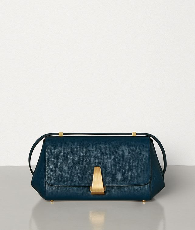 BOTTEGA VENETA SMALL BV ANGLE BAG IN PALMELLATO Shoulder Bag Woman fp