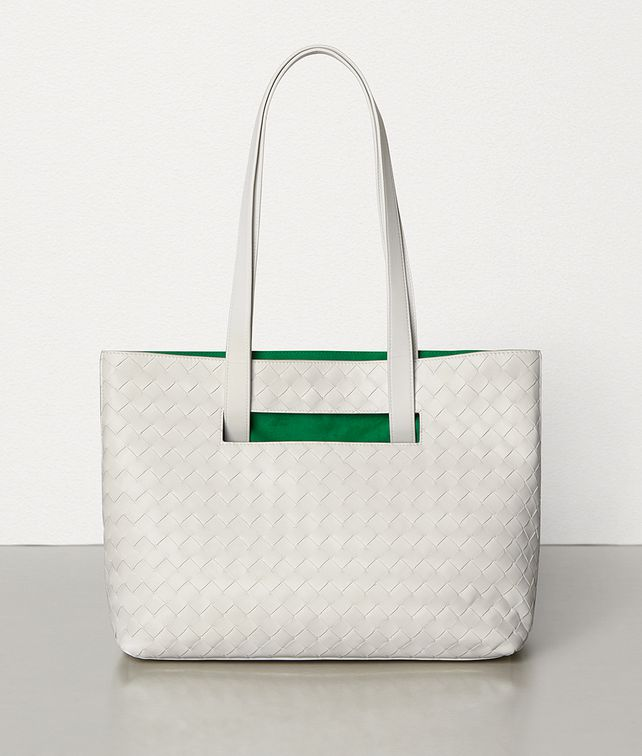 BOTTEGA VENETA TOTE IN MAXI INTRECCIO Tote Bag Man fp