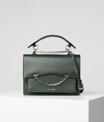 KARL LAGERFELD K/KARL SEVEN TOP HANDLE BAG