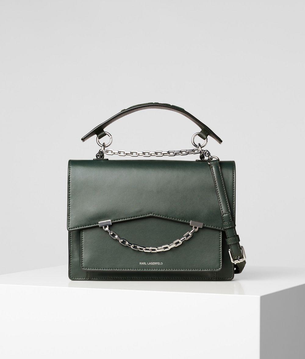 KARL LAGERFELD K/Karl Seven Top Handle Bag Handbag Woman f