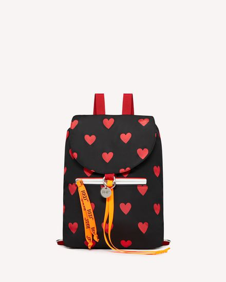 REDValentino Backpack Woman SQ2B0B64JXR 0NR a