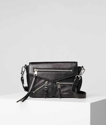 KARL LAGERFELD K/ODINA SMALL CROSSBODY BAG