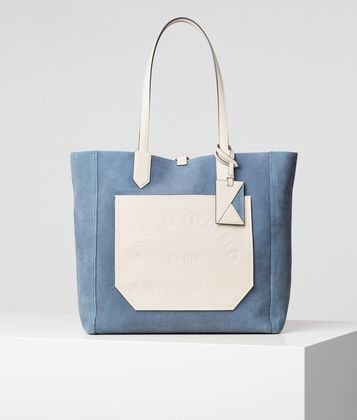 KARL LAGERFELD K/JOURNEY TOTE BAG