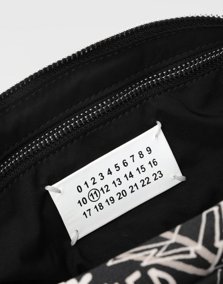 MAISON MARGIELA Graffiti bumbag Bum bag Man b