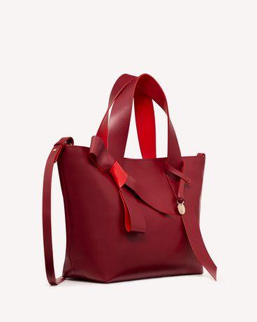 REDValentino XL BOW TOTE BAG