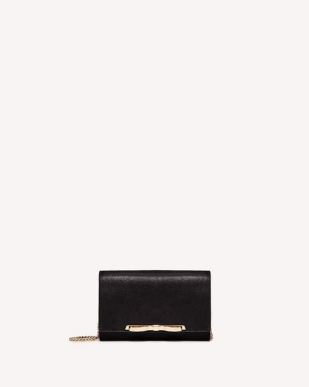 REDValentino Clutch Woman SQ0B0B81ZNF 0NO a