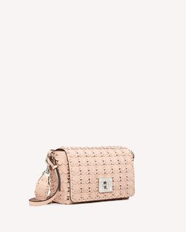REDValentino FLOWER PUZZLE SHOULDER BAG