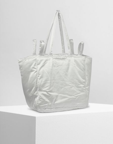 MM6 MAISON MARGIELA Berlin oversized padded bag Tote Woman d