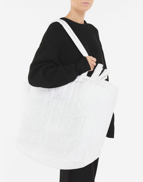 MM6 MAISON MARGIELA Berlin oversized padded bag Tote Woman r