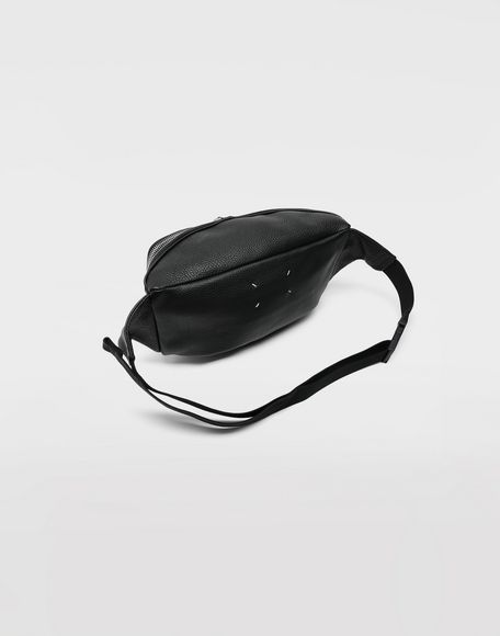 MAISON MARGIELA Leather bumbag Bum bag Man d