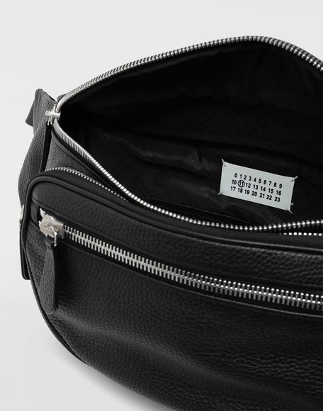 MAISON MARGIELA Leather bumbag Bum bag Man e