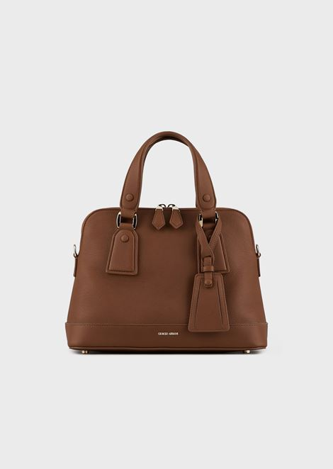 Le Sac11 small leather handbag
