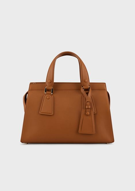 Le Sac11 leather handbag