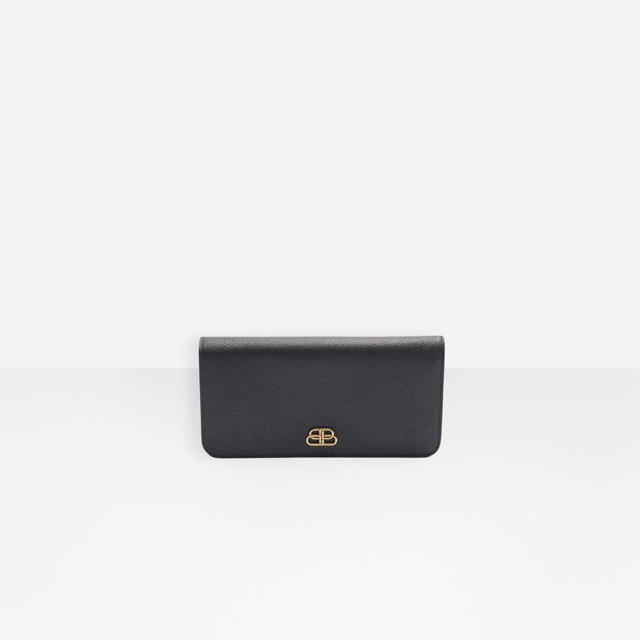 balenciaga mini money wallet