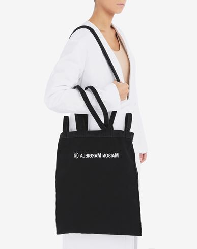 BAGS Six handle bag Black