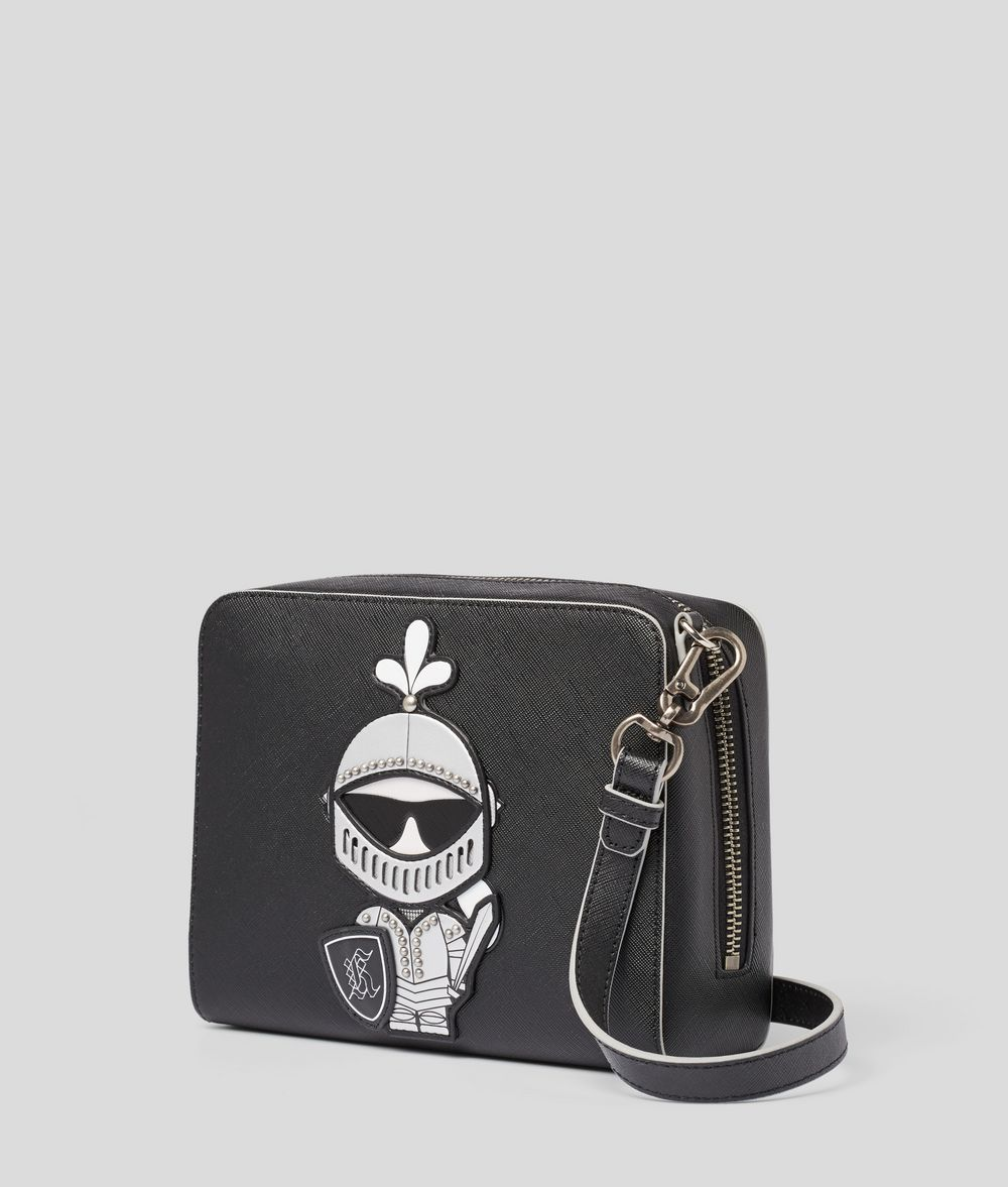 KARL LAGERFELD K/Treasure 2-in-1 Crossbody Bag Crossbody Bag Woman d