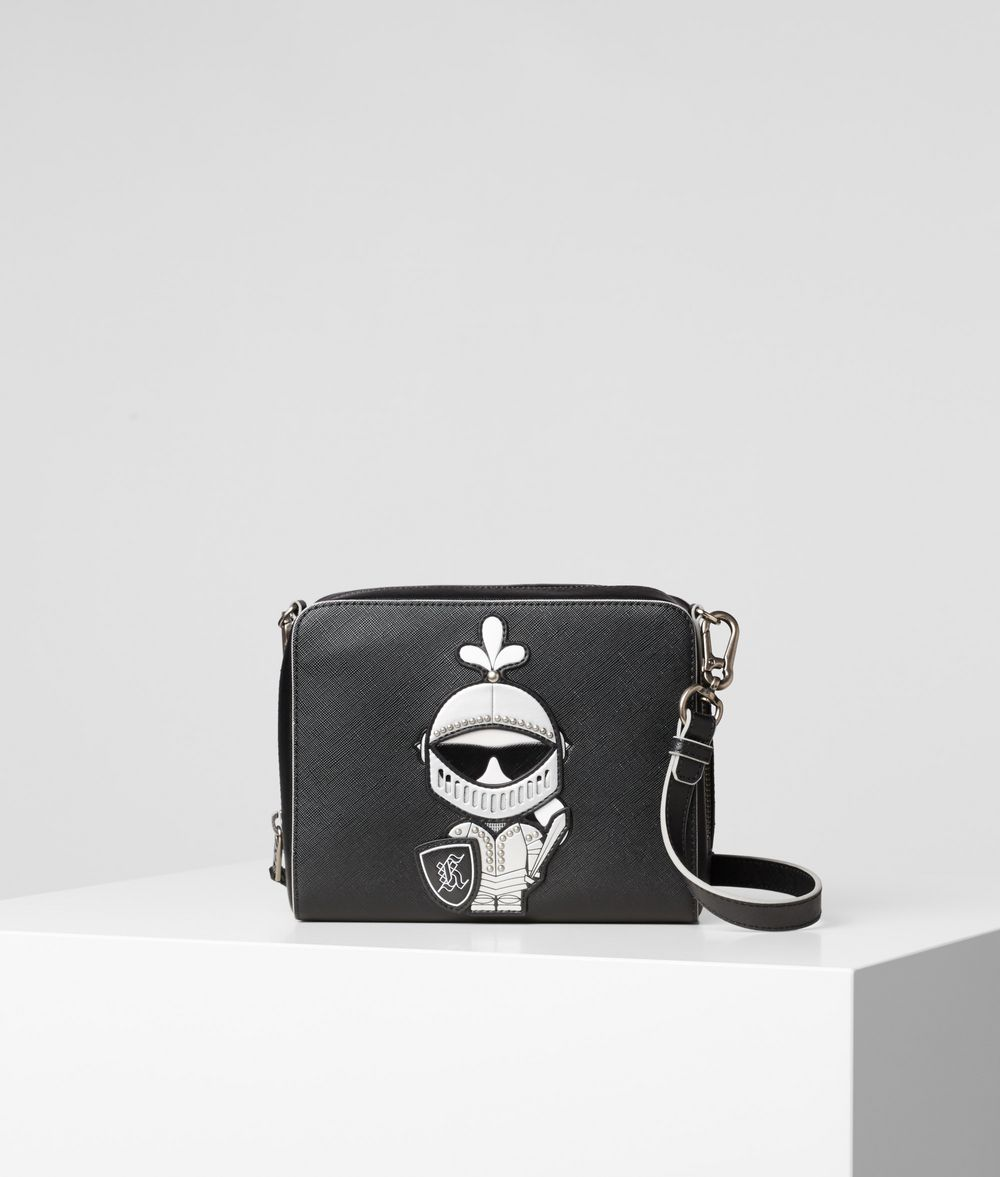 KARL LAGERFELD K/Treasure 2-in-1 Crossbody Bag Crossbody Bag Woman f